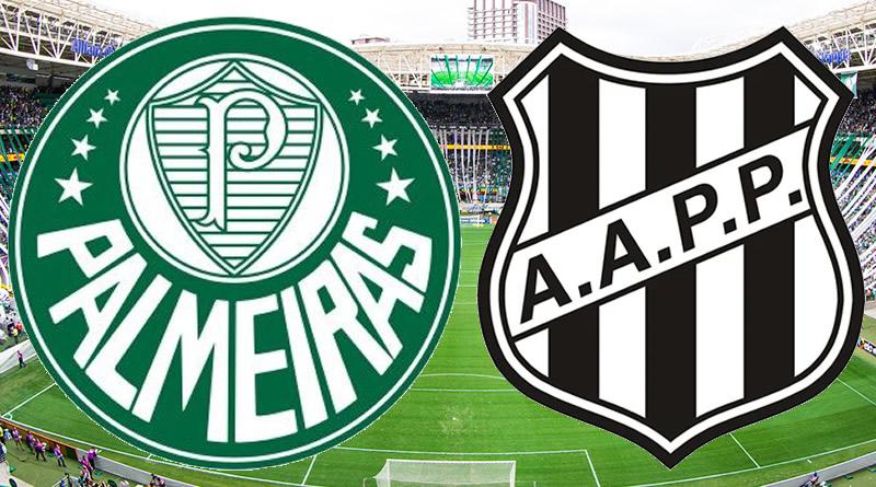 Palmeiras x Ponte Preta será no Allianz Parque