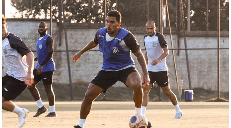Ponte finalizou sua preparação neste sábado | Crédito: Luiz Guilherme Martins/ PontePress