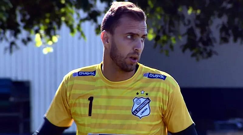 Rafael Pin vai jogar no Guarani   Crédito: Carlos Velardi / EPTV
