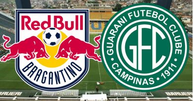 Red Bull Bragantino x Guarani será na Arena Barueri