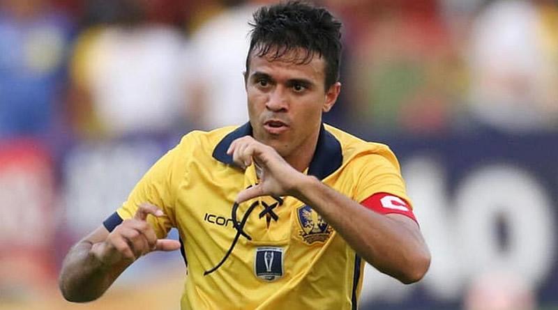 Marlon reforçará o Rio Claro na sequência da A2 | Crédito: (Aldo Carneiro/Pernambuco Press