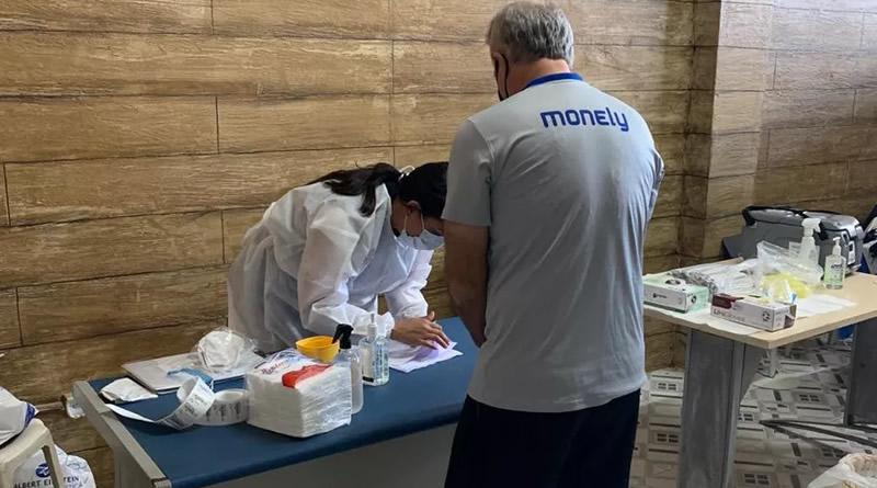 Testes ocorreram na semana passada | Crédito: Divulgação/Rio Claro FC