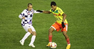 São José venceu o Brusque por 1 a 0   Crédito: Lucas Gabriel Cardoso/Brusque