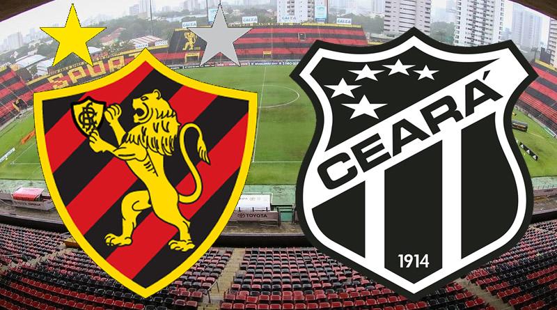 Sport x Ceará será na Ilha do Retiro