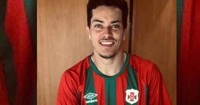 Jogador está de volta a Portuguesa Santista