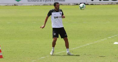 Jogador tem passagem pelo Ceará