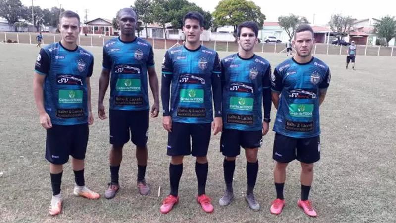 Barbarense recebeu cinco jogadores do Rio Claro