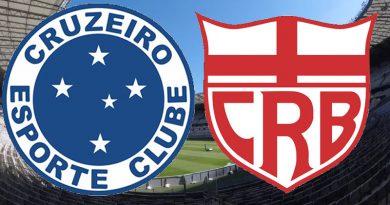 Saiba onde assistir Cruzeiro x CRB ao vivo