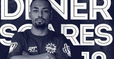 Dener Soares é o mais novo reforço do São José