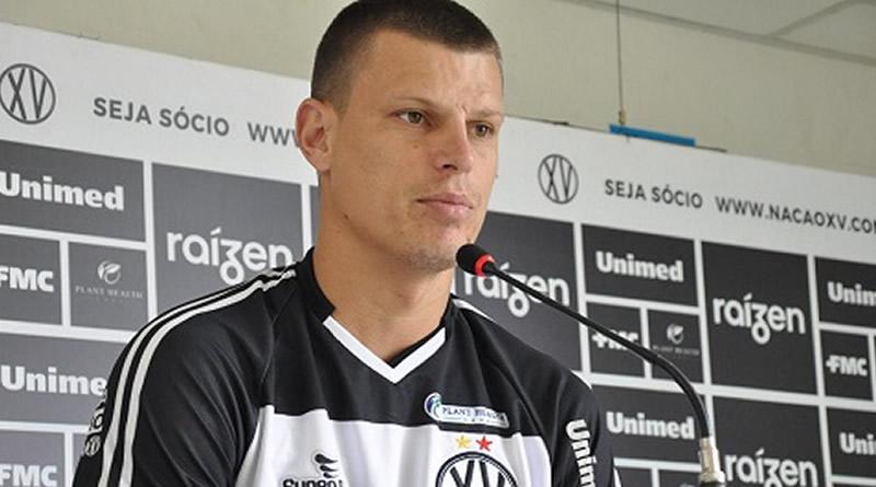 Diego Jussani completou 33 anos de idade nesta segunda-feira