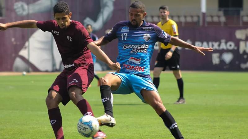 Crédito: Rafael Alves/Comercial FC