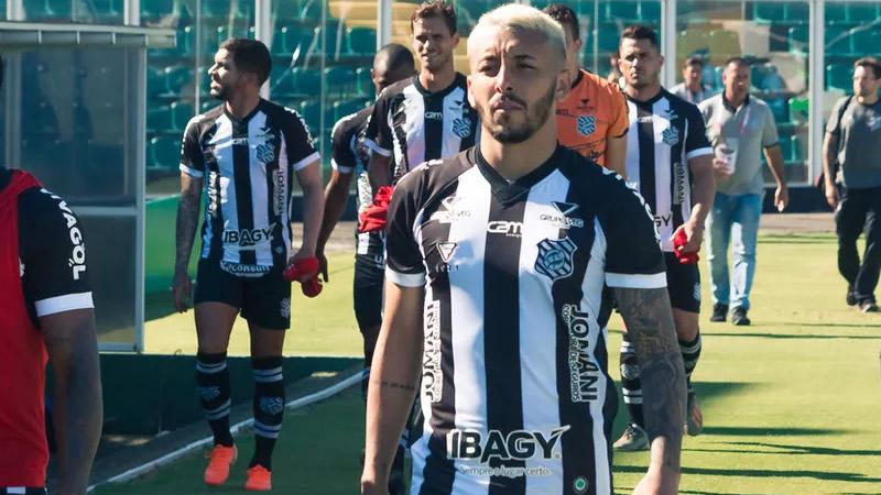 Jogador começou no time de futsal do Remo