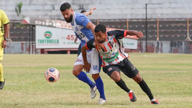 Resultado deixou Paulista bem perto da queda | Crédito: Gustavo Amorim/Paulista FC