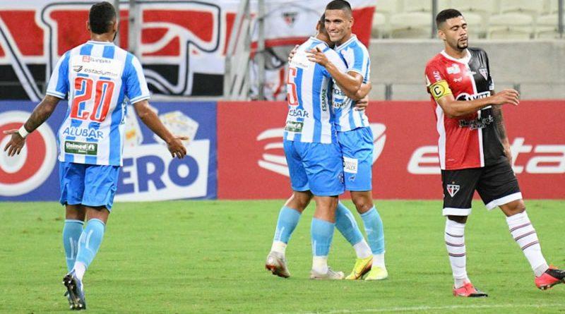 Jogos do Paysandu na Série C passaram para o Mangueirão