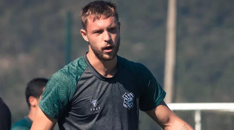 Pedro Lucas pediu para deixara o Figueirense