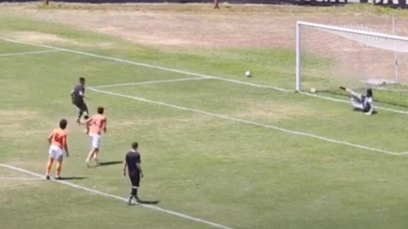 Gol do Rio Branco foi marcado de pênalti