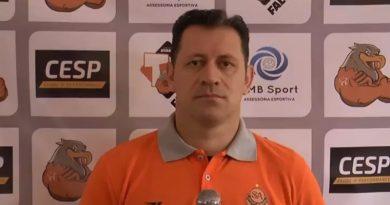 Rogério Henrique comandará o Atibaia na Copa Paulista
