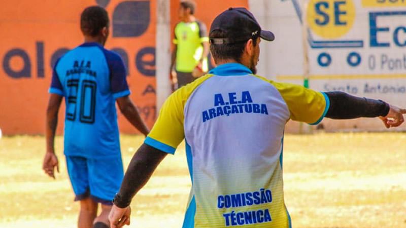 Araçatuba apresentou jogadores contratados