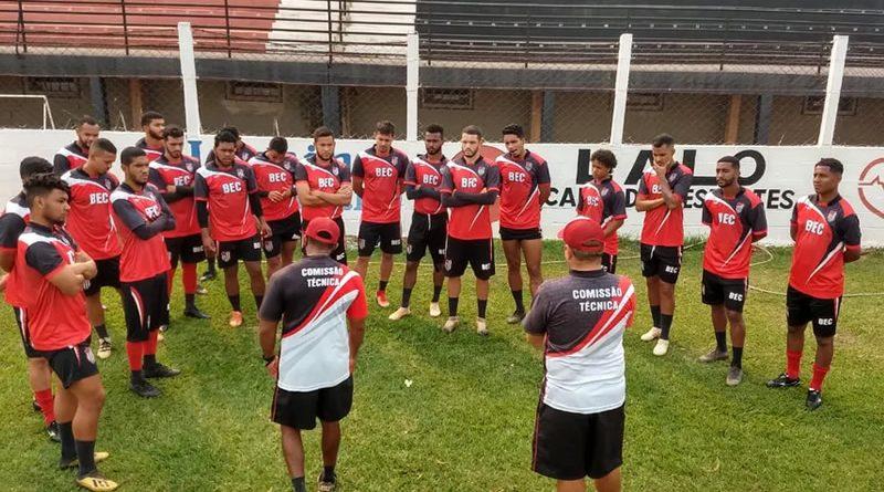Time iniciou os treinos no dia 14 | Crédito: TV BEC/Oi Mania
