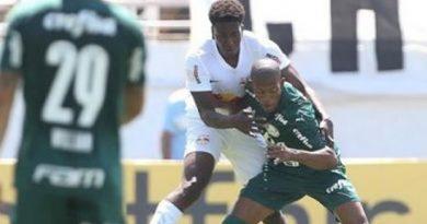 Danilo fez sua estreia profissional no Palmeiras