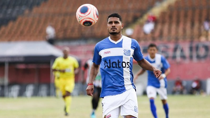 Dovival marcou dois gols na estreia | Crédito: Gustavo Amorim