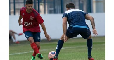 Grêmio Prudente empatou em 2 a 2 com o Marília