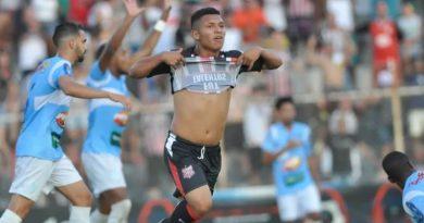 Matheus Morais é o novo reforço do São José