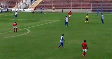 Nacional e Batatais ficaram no empate | Reprodução TV FPF