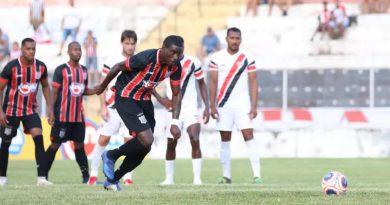 Imagem do jogo entre as equipes na 10ª rodada | Crédito: Gustavo Amorim/Paulista FC