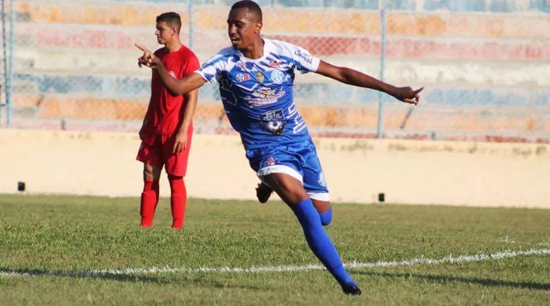 Felix fez o gol do Andradina no apagar das luzes | Crédito: Edy Junior Silva/Andradina EC