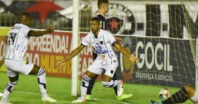 Belo venceu a primeira em casa | Crédito: divulgação Botafogo PB