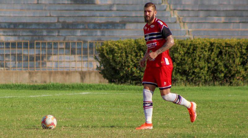 Darlan foi titular contra o Santos | Crédito: Victor Costa/River AC