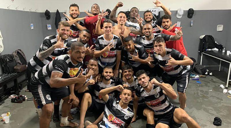 Athletico Amparo voltou a liderar o grupo   Crédito: divulgação