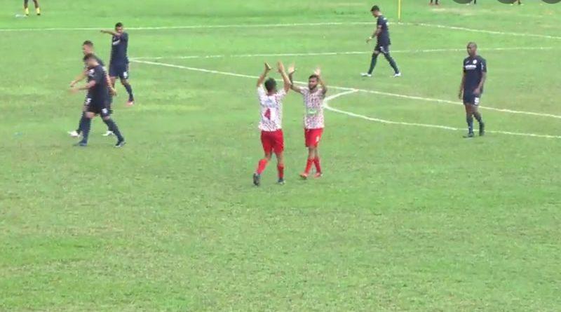 Rocha marcou o segundo gol do Jabaquara