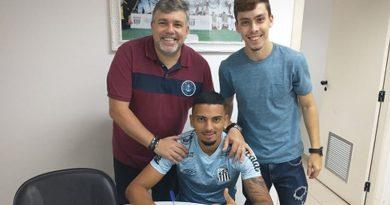 João Cubas assinou até 2023