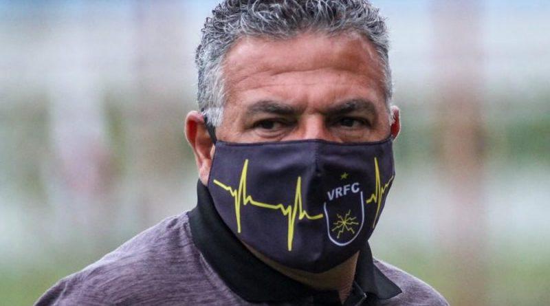 Luizinho Vieira deixou o Volta Redonda