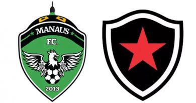 Saiba onde assistir Manaus x Botafogo ao vivo