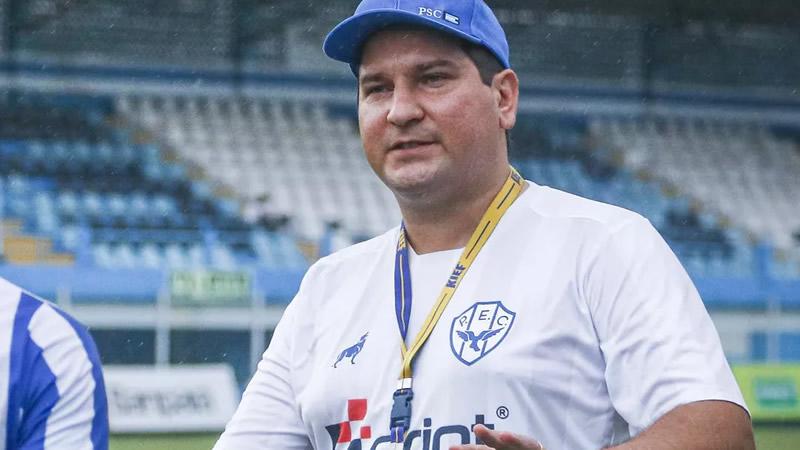 Treinador explicou melhor sua fala da véspera | Crédito: : Jorgte Luiz/Paysandu