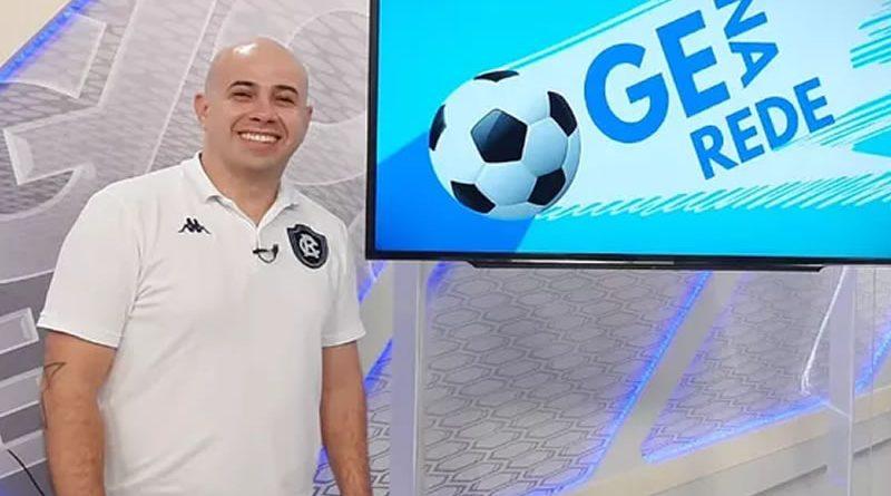Dirigente deu entrevista ao GE PA   Crédito: GE