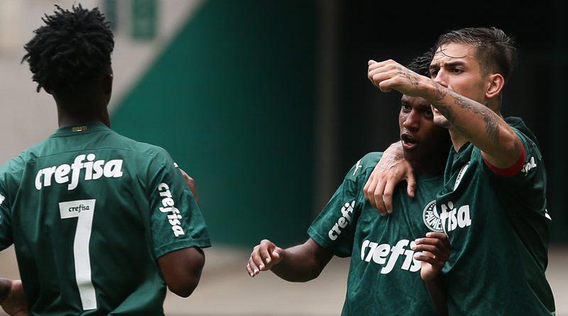 Palmeiras é o atual campeão paulista sub 20