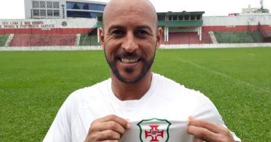 Rodriguinho está de volta a Portuguesa Santista
