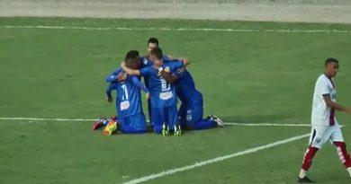 São José estreou com goleada