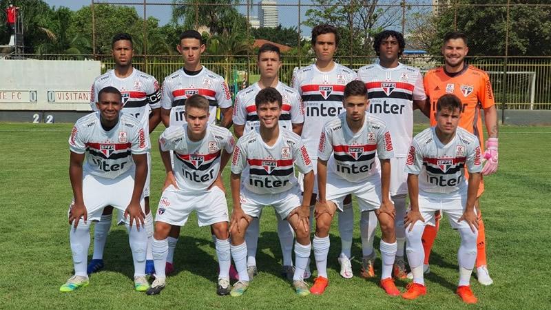 São Paulo estreou com vitória | Crédito: