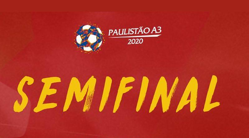 Semifinais começam no próximo final de semana