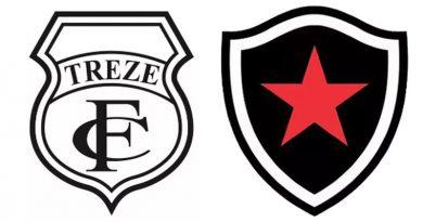 Saiba onde assistir Treze x Botafogo ao vivo