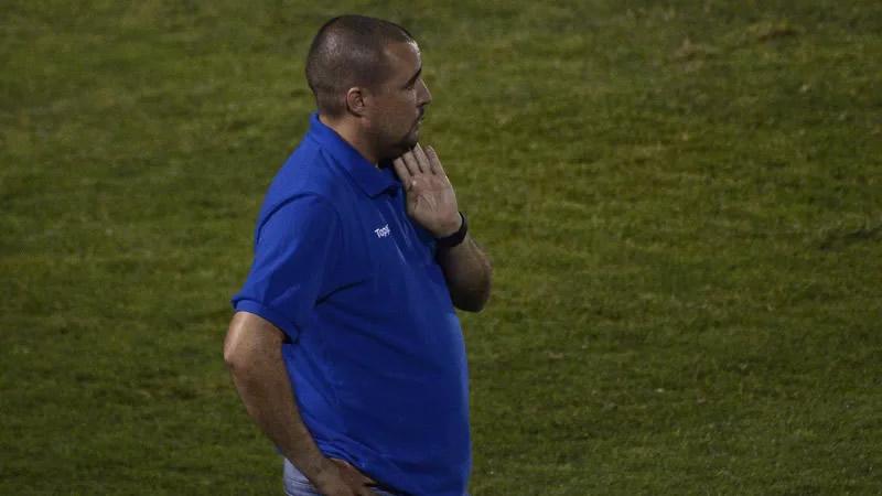 Catalá é mais um treinador a cair na Série B