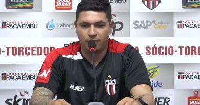 Samuel Dias será o técnico do Botafogo na Copa Paulista