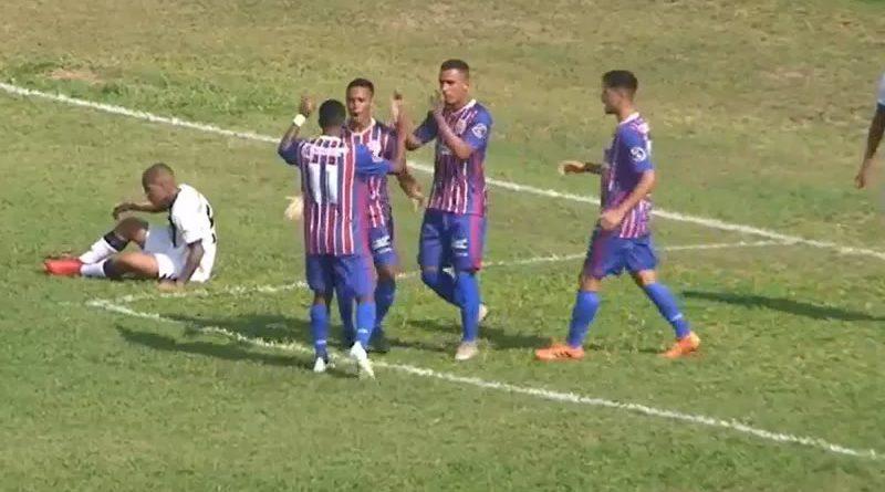 São-Carlense venceu fora de casa