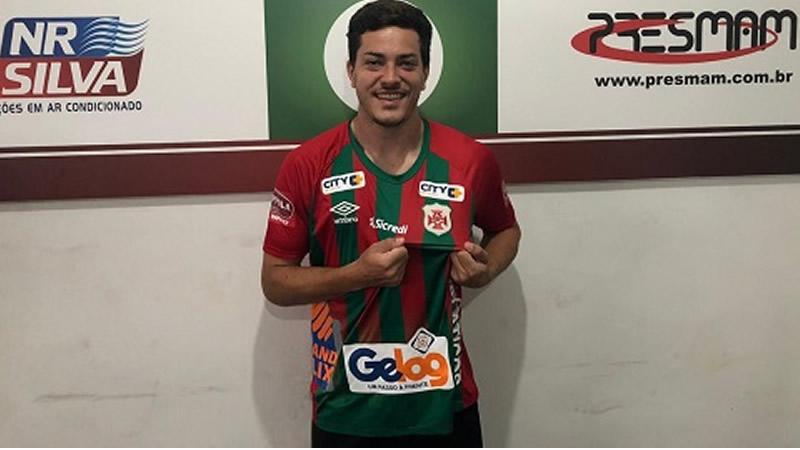 Meia defendeu a Portuguesa Santista na Série A2