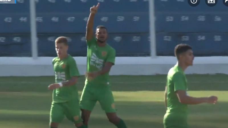 Wallace fez o gol da virada do Brasilis
